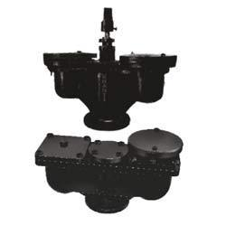 Cast Iron Double Air Valve