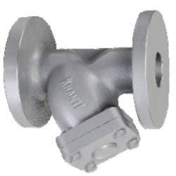 Y Type Cast Iron Strainers