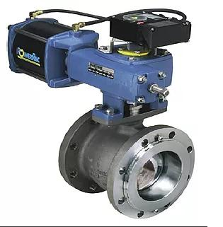 Ball Valves V Port and Segmented